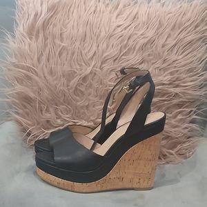 Aldo Leather Wedges